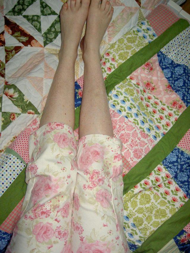 Matching legs