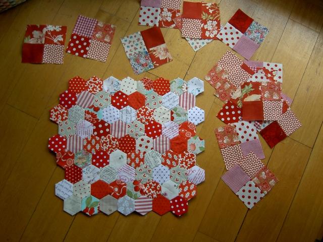 Paper piecing1