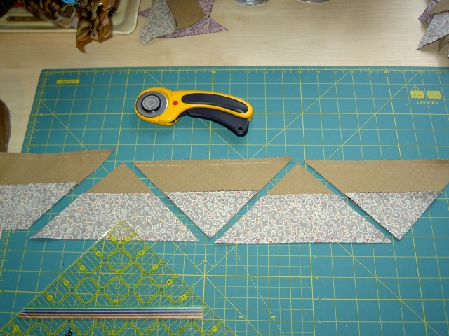 Quick piecing diagonal strip blocks07