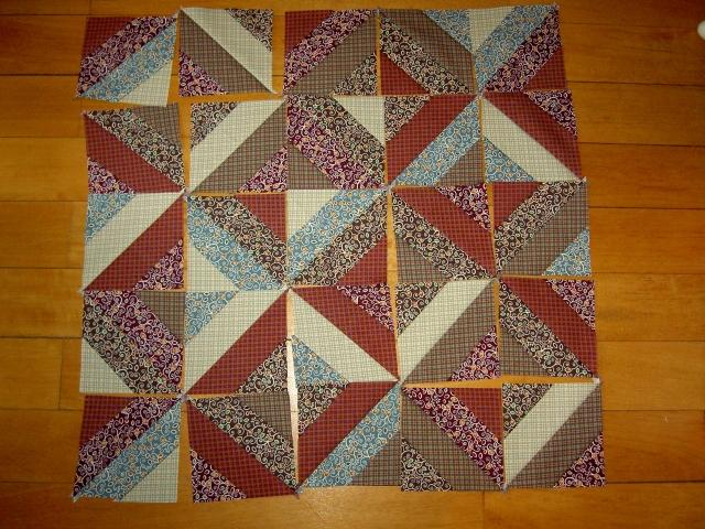 Quick piecing square blocks1