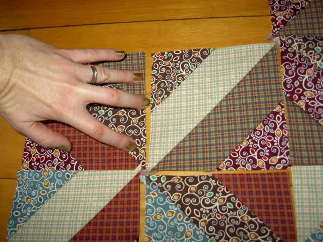 Quick piecing square blocks2