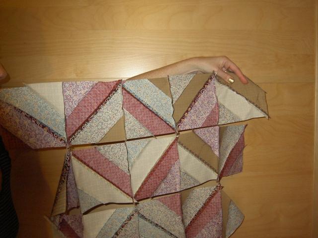 Quick piecing square blocks7