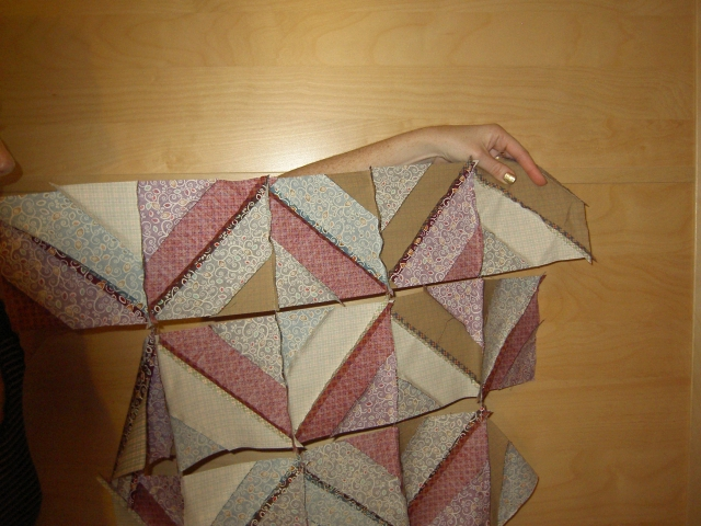 Quick piecing square blocks7