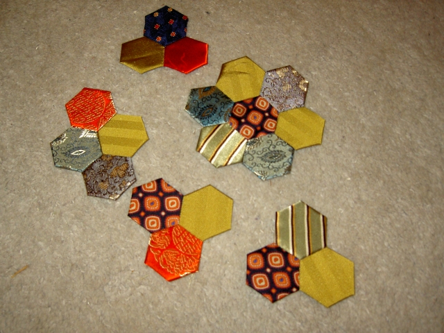 silk hexies